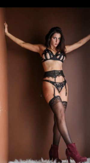 Wilda erotic massage